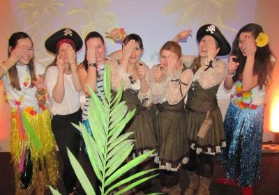 Südsee- & Piratenparty 21.01.2018