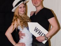Black and White - Party 2015<br />März 2015