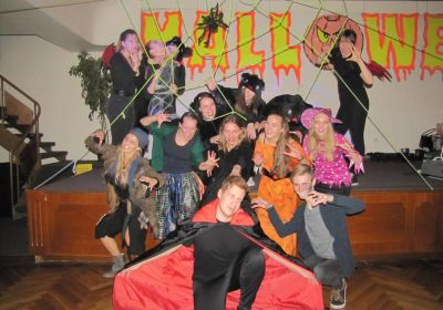 Kinder-Halloweenpartys 31.10.2018